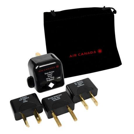 Air Canada Adapter Plug Kit Walmart Canada