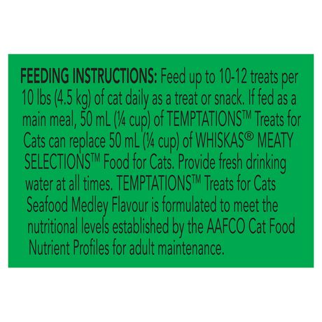TEMPTATIONS Seafood Medley 454g Tub - image 5 of 6