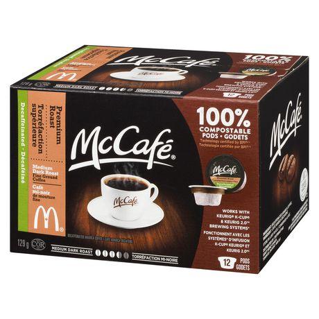 Dosettes de café décaféiné à torréfaction supérieure de McCafé - image 3 de 3