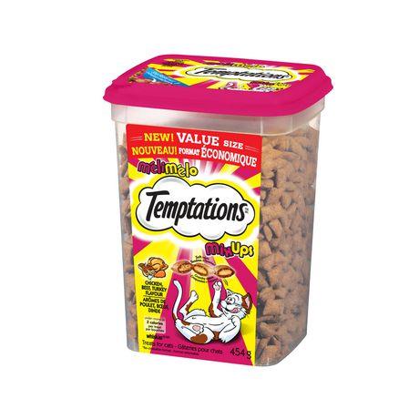 Temptations Mixups CAT Treats Tub - image 3 of 6