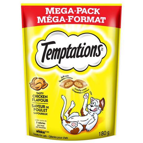 TEMPTATIONS Tasty Chicken 180g - image 1 of 4