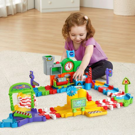 VTech Go! Go! Smart Wheels Roadmaster Train Set - English - image 6 of 6