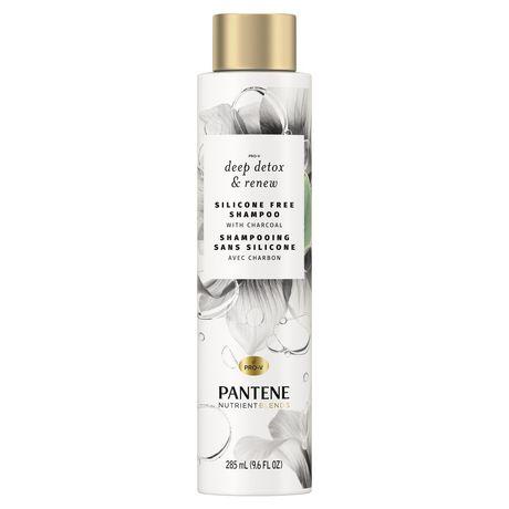 Pantene Pro-V Nutrient Blends Deep Detox & Renew Shampoo - image 1 of 7