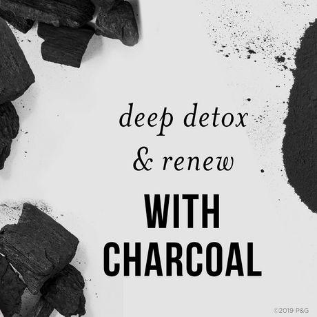 Pantene Pro-V Nutrient Blends Deep Detox & Renew Shampoo - image 3 of 7