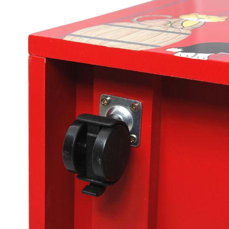 Fantasy Fields Happy Farm Kids Storage Bench - image 7 of 7