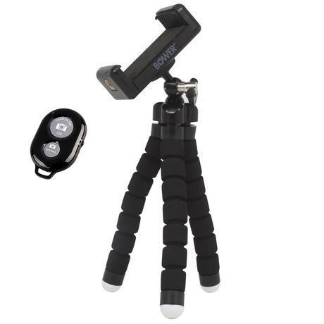 Bower Compact Selfie Bendi Pod avec télécommande - image 2 de 2
