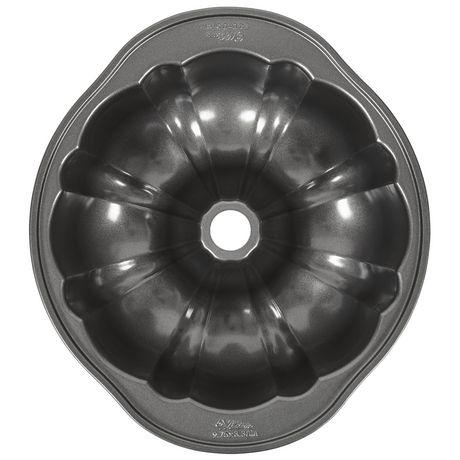 Wilton Baker S Choice Non Stick Bakeware Fluted Tube Pan