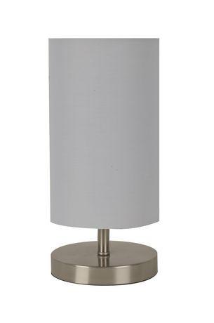 lampe d 39 appoint hometrends clairage vers le haut walmart canada. Black Bedroom Furniture Sets. Home Design Ideas