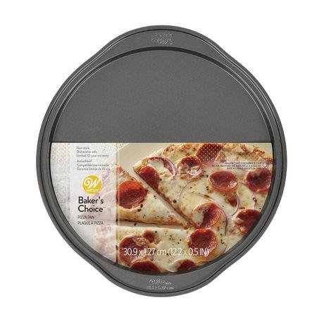 Wilton Baker's Choice Non-Stick Bakeware Pizza Pan - image 1 of 5
