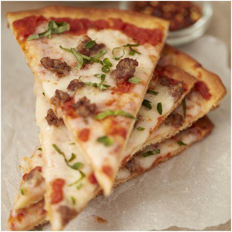 Wilton Baker's Choice Non-Stick Bakeware Pizza Pan - image 4 of 5