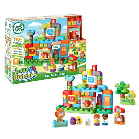 LeapFrog® LeapBuilders® ABC Smart House™ - English Version - image 1 of 8