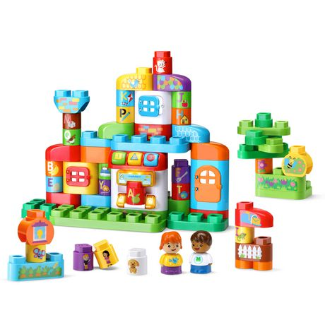 LeapFrog® LeapBuilders® ABC Smart House™ - English Version - image 5 of 8
