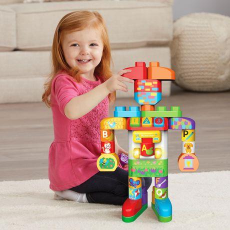 LeapFrog® LeapBuilders® ABC Smart House™ - English Version - image 7 of 8