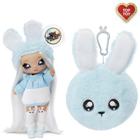 Na! Na! Na! Surprise 2-in-1 Fashion Doll & Plush Pom Series 2 - image 1 of 7