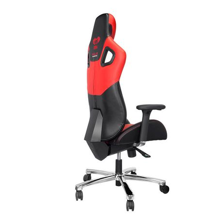 Surprising E Blue Cobra Red Gaming Chair Gmtry Best Dining Table And Chair Ideas Images Gmtryco