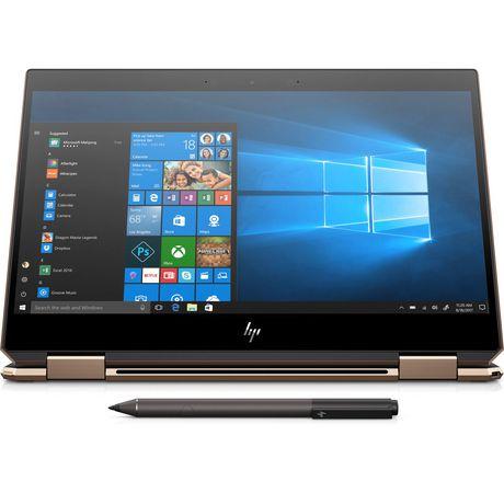 "HP Spectre X360 13-AP0050CA, 13.3"" FHD Touch, Core i7-8565U, 8GB RAM, 512GB SSD, Intel UHD Graphics 620, Windows 10 Aluminum - image 6 of 9"