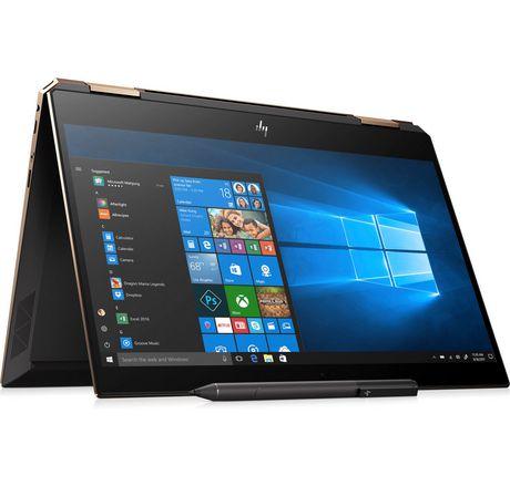 "HP Spectre X360 13-AP0050CA, 13.3"" FHD Touch, Core i7-8565U, 8GB RAM, 512GB SSD, Intel UHD Graphics 620, Windows 10 Aluminum - image 8 of 9"