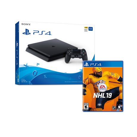 PS4 1TB SLIM WITH NHL 19 - image 1 of 1