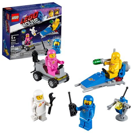 THE LEGO MOVIE 2 Benny's Space Squad 70841 Building Kit (68 Piece) - image 1 of 5