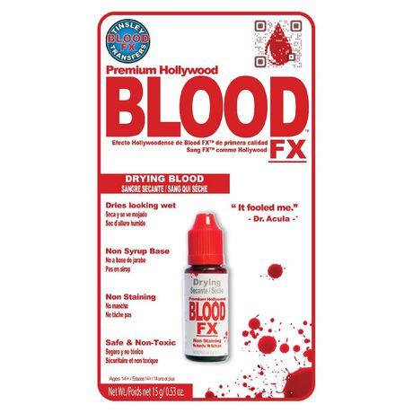 Trousse de maquillage FX Transfer de Generic à effets spéciaux cornes de diable sanglantes - image 2 de 2