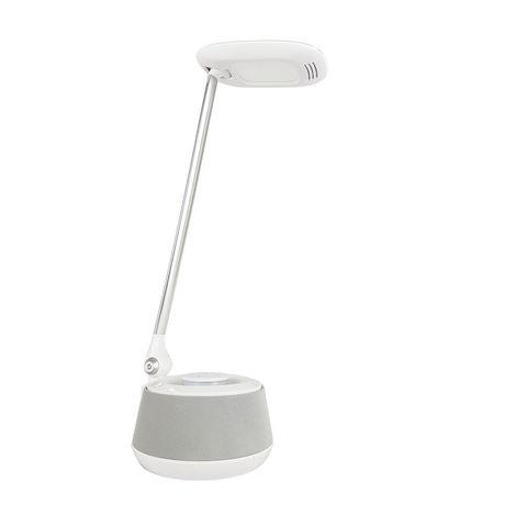 Simply Urban Lampe de bureau led avec haut-pearleur Bluetooth - image 2 de 5