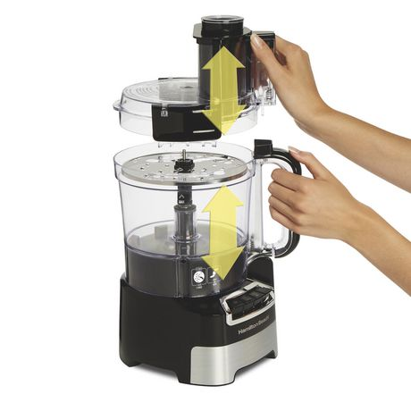Hamilton Beach Stack & Snap Food Processor - image 4 of 8