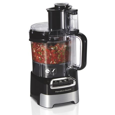 Hamilton Beach Stack & Snap Food Processor - image 1 of 8