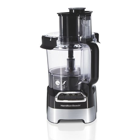 Hamilton Beach Stack & Snap Food Processor - image 2 of 8