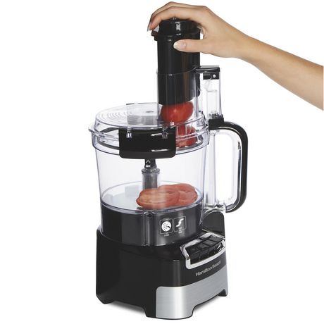 Hamilton Beach Stack & Snap Food Processor - image 6 of 8