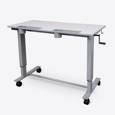 Luxor Two-Student Standing Desk with Crank Handle - image 1 of 9