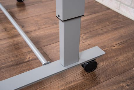 Luxor Two-Student Standing Desk with Crank Handle - image 7 of 9