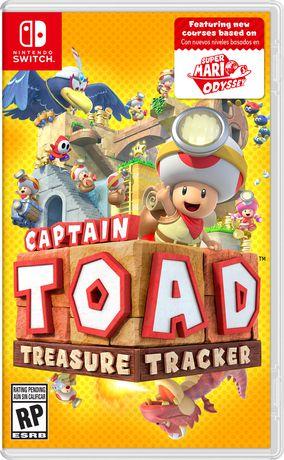 Captain Toad: Treasure Tracker - image 1 of 1