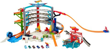 hot wheels ultimate garage play set walmart exclusive walmart canada