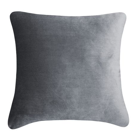 Hometrends Gale Decorative Cushions Walmart Canada Simple Gray And Beige Decorative Pillows