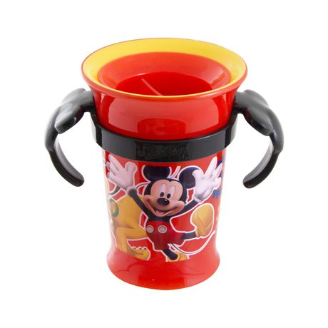 Sassy Disney Mickey Grow-up Cup with Handles - image 1 of 1