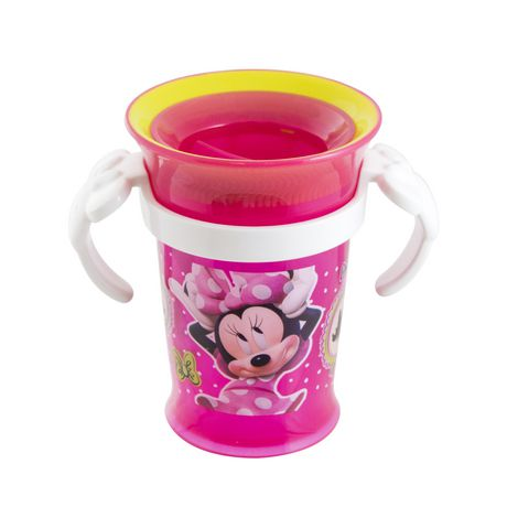 Sassy Disney Minie Grow-up Cup with Handles - image 1 of 1