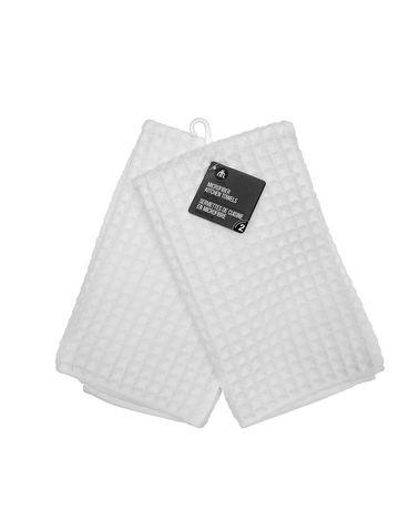 hometrends Jumbo Waffle Microfiber Towel - image 1 of 1