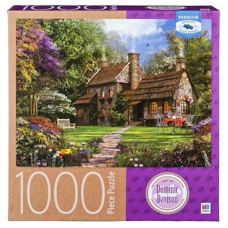 Artist Dominic Davison 1000 Piece Adult Jigsaw Puzzle