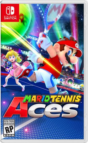 Mario Tennis Aces - Best Switch Sports Game That Gets Right To The Fun
