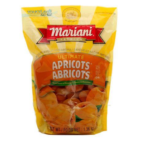 Abricots secs Ultimate de Mariani de haute qualité - image 1 de 2