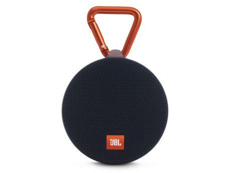 Haut-parleur Bluetooth portable Ultra Clip 2 de JBL en noir - image 1 de 6