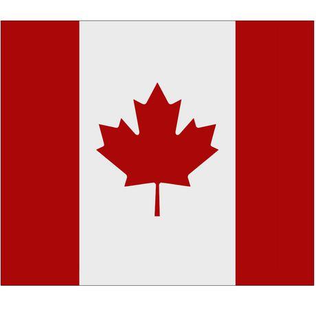 Hometex Canadian Flag Bandanas - image 4 of 7