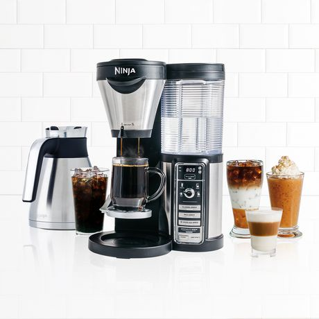 Ninja 174 Coffee Bar Brewer Walmart Canada