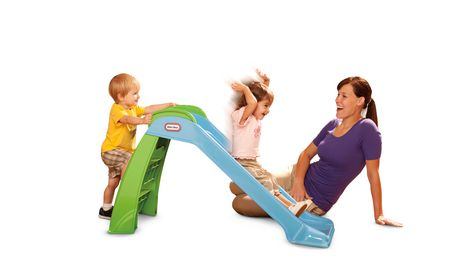 Little Tikes First Slide – Blue/Green - image 5 of 6