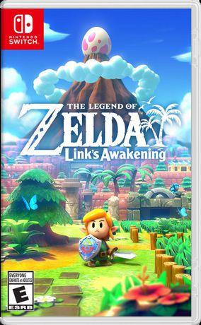 The Legend of Zelda Link's Awakening (Nintendo Switch) - image 1 of 9