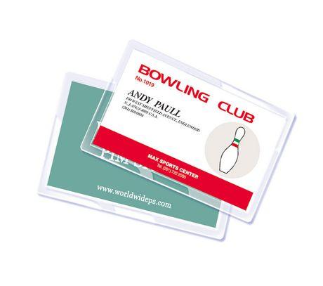 Pochette Pelliculaire De Plastification Thermique Format Carte Visite Royal Sovereign