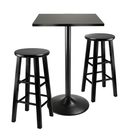 Obsidian Pub Table Set Walmart Canada