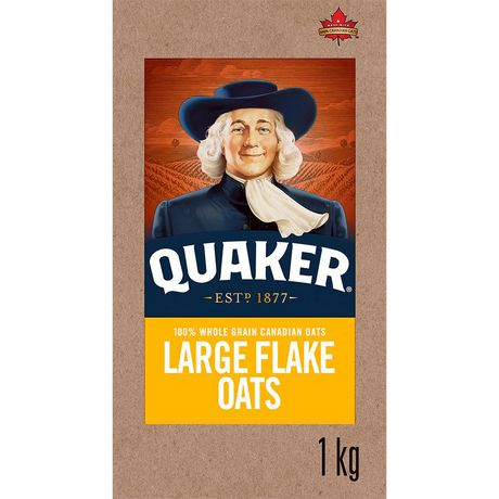 Quaker Large Flake Oats - image 1 of 6