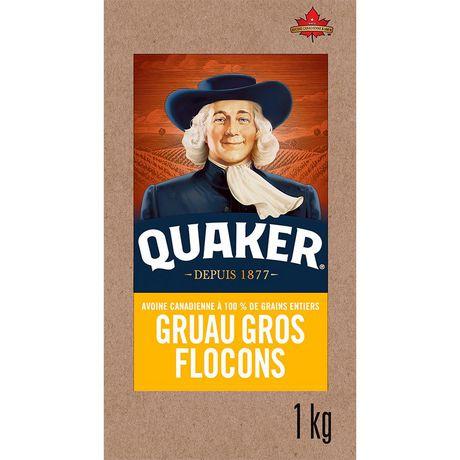 Quaker Large Flake Oats - image 2 of 6