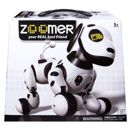 Spin Master Ltd Zoomer - image 1 of 5